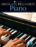 Absolute Beginners Piano [With Play-Along CD and Pull-Out Chart]