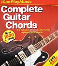 Complete Guitar Chords: The Definitive Full-Color Picture Guide to Playing Guitar Chords