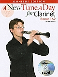 A New Tune a Day for Clarinet: Books 1 & 2 [With 2 CDs]