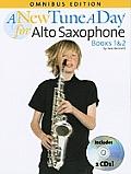 A New Tune A Day Alto Saxophone Omnibus Edition Books 1 & 2