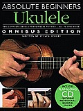 Absolute Beginners Ukulele Books 1 & 2 With CD