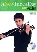 New Tune a Day for Violin Book 1 With CD