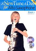 For Alto Saxophone Book 1 [With CD and DVD]