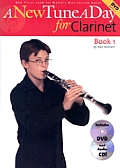 For Clarinet Book 1 [With CD and DVD]