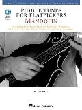 Fiddle Tunes for Flatpickers Mandolin With CD