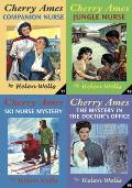 Cherry Ames Boxed Set (17-20): Cherry Ames, Companion Nurse Cherry Ames, Jungle Nurse Cherry Ames, the Mystery in the Doctor's Office Cherry Ames, Sk