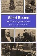 Blind Boone: Missouri's Ragtime Pioneer (Missouri Heritage Readers) Cover