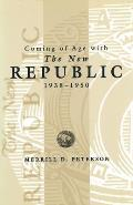 Coming of Age with the New Republic, 1938-1950