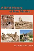 A Brief History Of New Mexico by Myra Ellen Jenkins