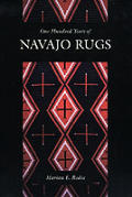 One Hundred Years of Navajo Rugs Cover