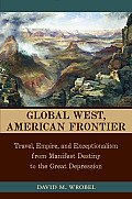 Calvin P. Horn Lectures in Western History and Culture Series||||Global West, American Frontier