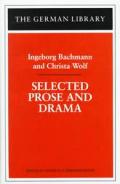 Selected Prose & Drama