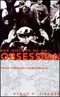 History Of An Obsession German Judeophob
