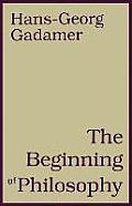 The Beginning of Philosophy