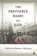 Ineffable Name of God: Man