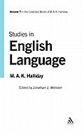 Studies in English Language: Volume 7