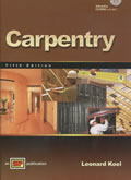 Carpentry, 5th Edition Cover