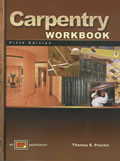 Carpentry: Workbook, 5th Edition