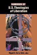 Handbook of U.S. Theologies of Liberation Cover