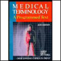 Medical Terminology Programmed Text 6th Edition