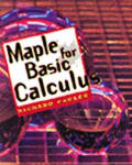 Maple for Basic Calculus