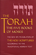 Torah : 5 Books of Moses-pocket Edition ((3RD)92 Edition)