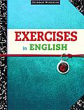 Exercises in English Level G: Grammar Workbook (Exercises in English 2008)