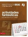 Biblioteca de Ideas: Actividades Fantasticas (Especialidades Juveniles / Biblioteca de Ideas)