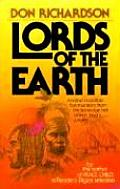 Lords of the Earth Cover