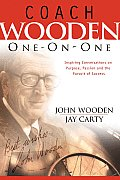 Coach Wooden One-On-One (One-On-One Adventure Gamebook)