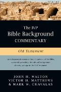 Old Testament (IVP Bible Background Commentary) Cover