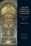 Apocrypha Ancient Christian Commentary on Scripture Old Testament XV
