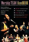 Worship Team Handbook