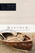 Matthew: 25 Studies for Individuals and Groups (N.T. Wright for Everyone Bible Study Guides)