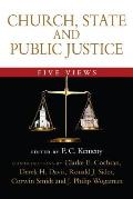 Church State & Public Justice Five Views