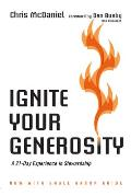 Ignite Your Generosity: A 21-Day Experience in Stewardship