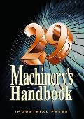 Machinery's Handbook 29, Toolbox Edition (29TH 12 Edition)