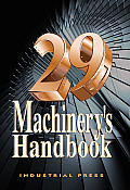 Machinery's Handbook 29 (Large Print) (29TH 13 Edition)
