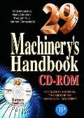 Machinery's Handbook - With CD (29TH 12 Edition)