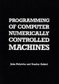Programming Of Computer Numerically Controlled