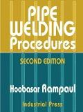 Pipe Welding Procedures 2nd Edition