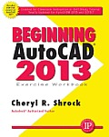 Beginning Autocad 2013 - With DVD (12 Edition)