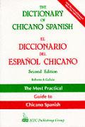 Diccionario del Espanol Chicano