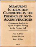 Measuring Capabilities in the Presence of Anti-Access Strategies: Exploratory Analysis to Inform Adaptive Strategy for the Persian Gulf