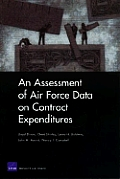 Assessment of Air Force Data on Contr Cover