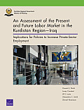An Assessment of the Present and Future Labor Market in the Kurdistan Region Iraq: Implications for Policies to Increase Private-Sector Employment