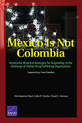 Mexico Is Not Colombia: Alternative Historical Analogies for Responding to the Challenge of Violent Drug-Trafficking Organizations, Supporting