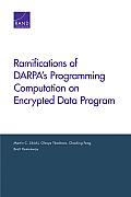 Ramifications of DARPA's Programming Computation on Encrypted Data Program
