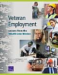 Veteran Employment: Lessons from the 100,000 Jobs Mission