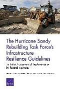 The Hurricane Sandy Rebuilding Task Force's Infrastructure Resilience Guidelines: An Initial Assessment of Implemention by Federal Agencies